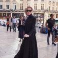 Semi Exclusif - Céline Dion à l'Opéra Garnier à Paris le 13 juin 2017.
