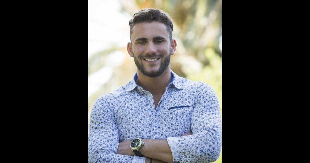 Illan 23 ans et chef cuisinier est au casting du for Cuisinier sur tf1