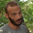 "Frédéric - Finale de ""Koh-Lanta Cambodge"", le 16 juin 2017 sur TF1."