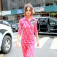 Selena Gomez arrive à la station de radio Z100 à New York City, New York, Etats-Unis, le 5 juin 2017.