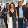 Selena Gomez dans les rues de New York, le 5 juin 2017.