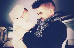 Chris Marques papa épanoui : Il dévoile une première photo avec son fils !