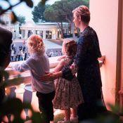 Charlene de Monaco : Seule avec Jacques et Gabriella pour une tendre Saint-Jean
