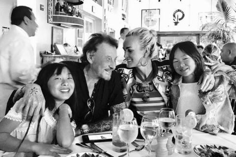 Johnny Hallyday : Sa chanson que sa fille Jade préfère...