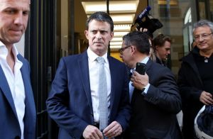 Manuel Valls agressé :