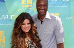 Lamar Odom, ex-compagnon de Khloé Kardashian :