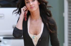 Megan Fox, une beauté au naturel qui nous ensorcelle...