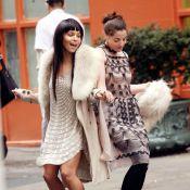 Zoë Kravitz en plein délire ultra glamour avec une copine pour... un shooting de luxe !