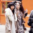 Zoë Kravitz et Olivia Thirlby réunies pour un shooting signé Annie Leibovitz