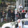 Kristen Stewart et Stella Maxwell à Los Angeles, le 28 juin 2017.