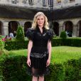 Kirsten Dunst - Défilé Rodarte, collection printemps-été 2018, à la Fashion Week de Paris. Paris, le 2 juillet 2017.