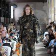 Défilé Rodarte, collection printemps-été 2018, à la Fashion Week de Paris. Paris, le 2 juillet 2017.