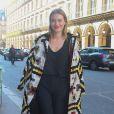 Camille Rowe-Pourcheresse - Arrivée au vernissage de l'exposition ''Christian Dior, couturier du rêve'' pour les 70 ans de la maison Christian Dior au Musée des Arts Décoratifs à Paris, le 3 juillet 2017. © CVS/Veeren/Bestimage