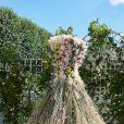 Vernissage de l'exposition ''Christian Dior, couturier du rêve'' pour les 70 ans de la maison Christian Dior au Musée des Arts Décoratifs à Paris, le 3 juillet 2017.