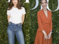 Fashion Week : Laetitia Casta et Louise Bourgoin irrésistibles au musée