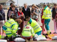 Philippe et Mathilde de Belgique : En mode sauveteurs avec leurs quatre enfants