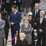 Hommage à Simone Veil : Jacques Chirac absent, la peine de Bernadette et Claude
