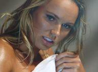 Caroline Wozniacki nue : Le shooting très sexy de la bombe du tennis