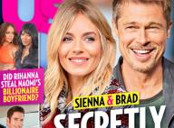 Brad Pitt et Sienna Miller en couple ? Un proche se confie