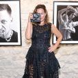 """Jade Jagger - Vernissage de l'exposition """"Don't Take it Personally"""" organisée par Jade Jagger et Jean-Baptiste Pauchard à la galerie Studio 57. Paris, le 6 juillet 2017. © Olivier Borde/Bestimage"""