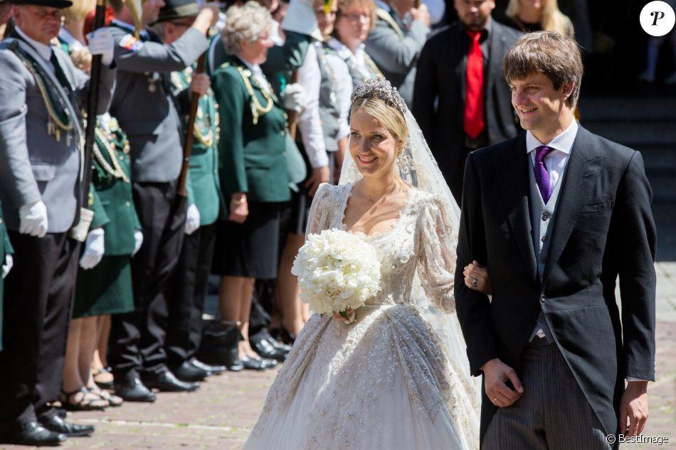 Mariage princier et rififi familial en Allemagne (en images)
