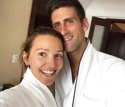 Novak Djokovic et les rumeurs sur son couple : Il pose... avec sa femme