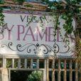 """Exclusif - Le chef Christophe Leroy - Ouverture du restaurant vegan éphémère de Pamela Anderson """"La Table du Marché by Pamela"""" à Ramatuelle le 4 juillet 2017. © Philippe Doignon/Bestimage"""