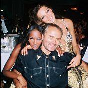 Carla Bruni : Nostalgique, 20 ans après la mort de son ami, Gianni Versace