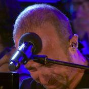 Nice, hommage du 14 juillet : Calogero, en larmes, n'a pas pu finir sa chanson