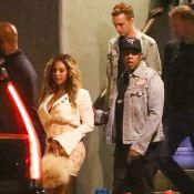 Beyoncé bombesque avec Jay Z : 1ere apparition depuis la naissance des jumeaux