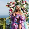 """""""Beyoncé avec ses jumeaux, Sir Carter et Rumi."""""""