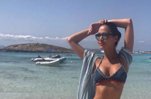 Leila Ben Khalifa : Dangereusement sexy dans son petit bikini, elle est au top