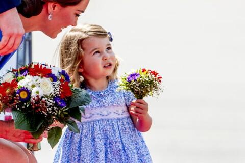 Charlotte de Cambridge : La fille de Kate et William fait le show à Berlin !