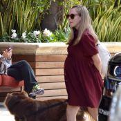Amanda Seyfried révèle avoir pris des antidépresseurs durant sa grossesse