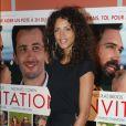 """Noémie Lenoir - Avant-première du film """"L'invitation"""" au cinéma UGC George V à Paris, le 17 octobre 2016. © CVS/Bestimage"""