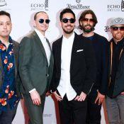 """Chester Bennington s'est pendu : Les membres de Linkin Park """"dévastés"""""""