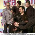 Linkin Park à New York en 2002.