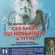 """Couverture du magazine """"Madame Figaro"""", numéro du 21 et 22 juillet 2017."""