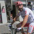 """Exclusif - Laurent Ournac - Etape du coeur 2017 au profit de l'association """"Mécénat Chirurgie Cardiaque"""" à Marseille, le 22 juillet 2017. © CVS/Bestimage"""