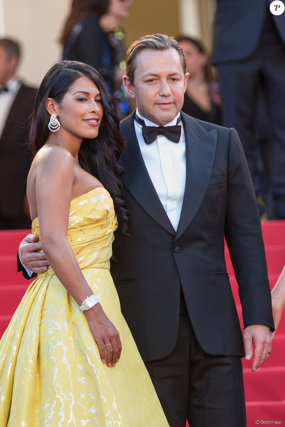 Ayem Nour et son ex-compagnon Vincent Miclet le 18 mai