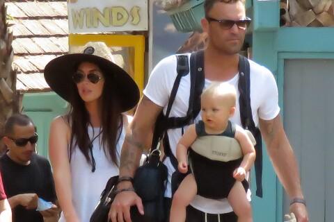 Megan Fox et Brian Austin Green : De sortie avec leurs trois adorables bambins