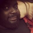 Issa Doumbia a partagé une nouvelle photo avec celle qui partage sa vie.