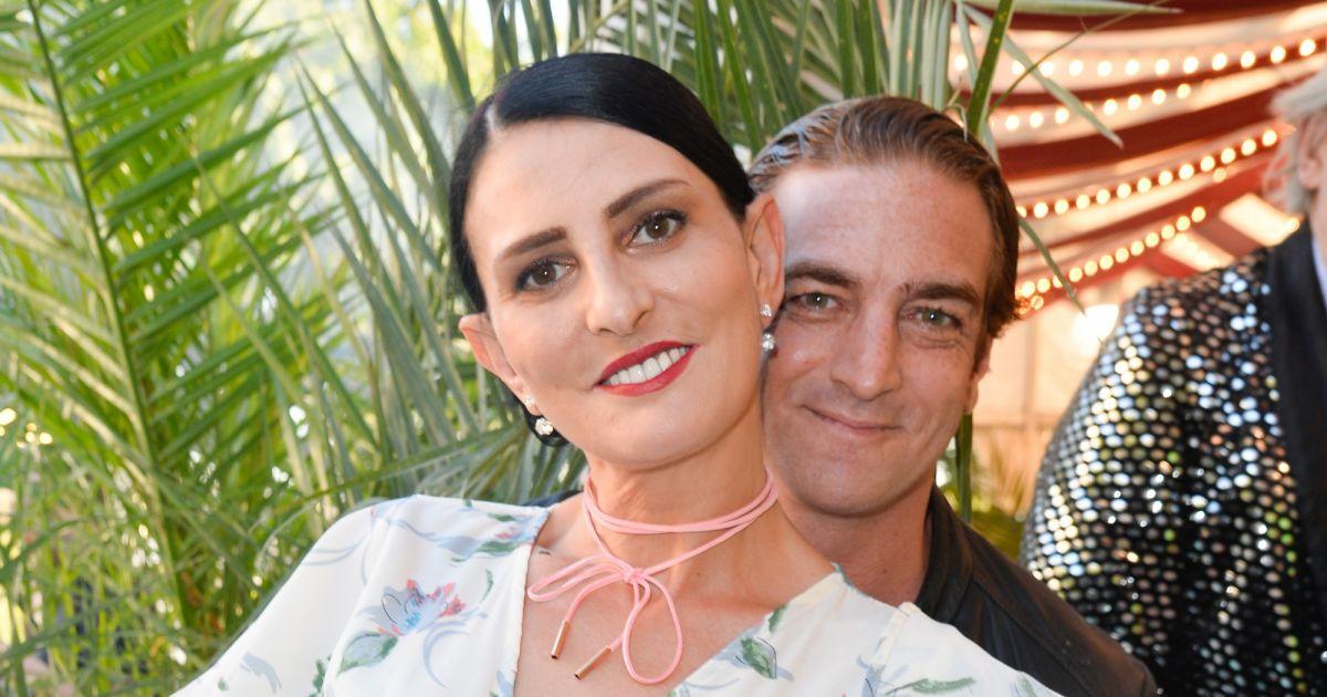 Ludovic chancel et sa femme sylvie ortega munos for Au jardin de sylvie