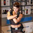 Alison Carroll... une Lara Croft rêvée...