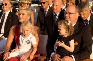 Albert et Charlene de Monaco : Jacques et Gabriella trop choux pour le Yersin
