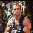 "Arnold Schwarzenegger dans le film ""Predator"" en 1987"