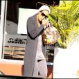 Barbara Feltus, ex-femme de Boris Becker, porte un sac Louis Vuitton au top ! 05/02/09