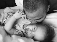 Tony Parker : Son fils Liam craquant pour son premier anniversaire