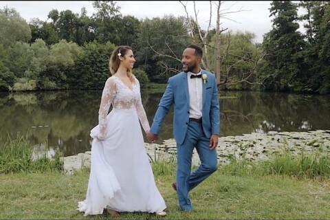 Charlotte Namura et Jean-Luc : Vidéo intime et émouvante de leur mariage
