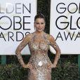 Sofia Vergara - La 74e cérémonie annuelle des Golden Globe Awards à Beverly Hills, le 8 janvier 2017. © Olivier Borde/Bestimage